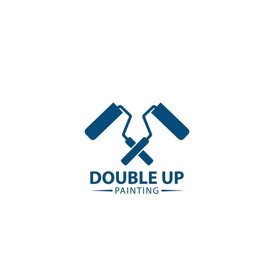 Proposition n°131 du concours Build me Logo !!! Double Up Painting