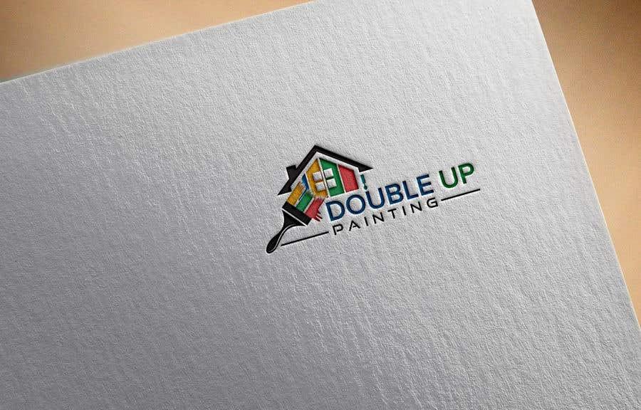 Proposition n°142 du concours Build me Logo !!! Double Up Painting