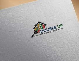 Nro 142 kilpailuun Build me Logo !!! Double Up Painting käyttäjältä mdnazrulislammhp