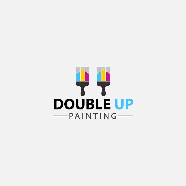 Proposition n°77 du concours Build me Logo !!! Double Up Painting