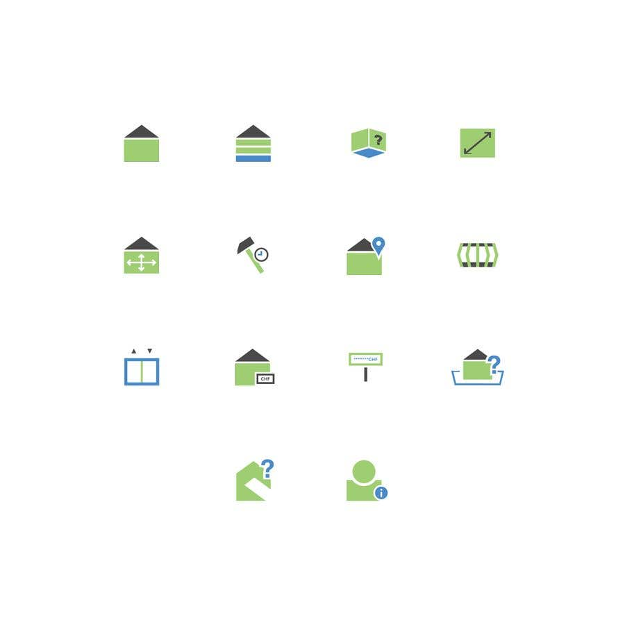 Entry #13 by muhsinhuduti for Icons for a WebApp / Form | Freelancer