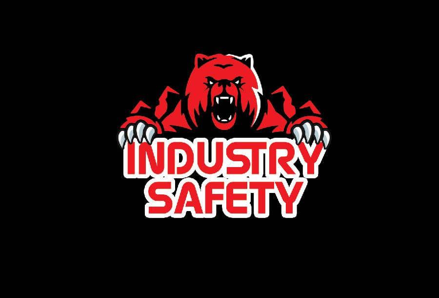 Kilpailutyö #350 kilpailussa Design a Logo for Industry Safety