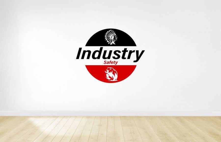 Kilpailutyö #37 kilpailussa Design a Logo for Industry Safety