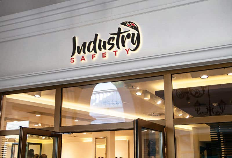 Kilpailutyö #297 kilpailussa Design a Logo for Industry Safety