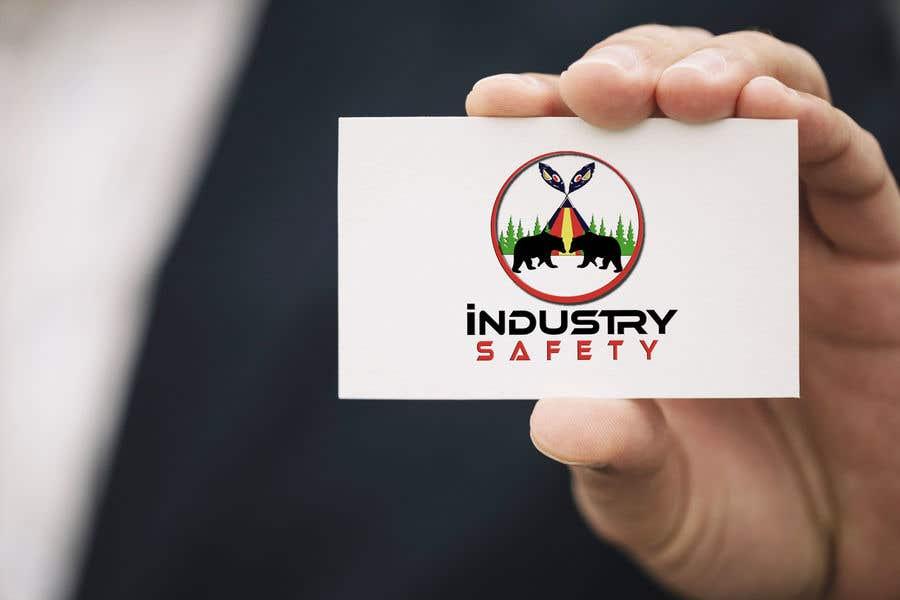 Kilpailutyö #331 kilpailussa Design a Logo for Industry Safety