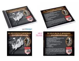 #26 для CD Cover Design от b3ast61