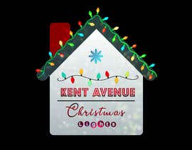 #46 for Christmas light display logo by kp54887