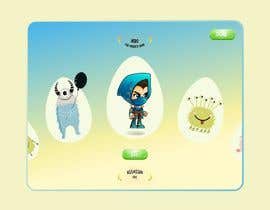 #89 untuk Graphic Design of Mobile Game Logo & Screens oleh Huzamul