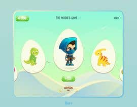 #124 untuk Graphic Design of Mobile Game Logo & Screens oleh Huzamul