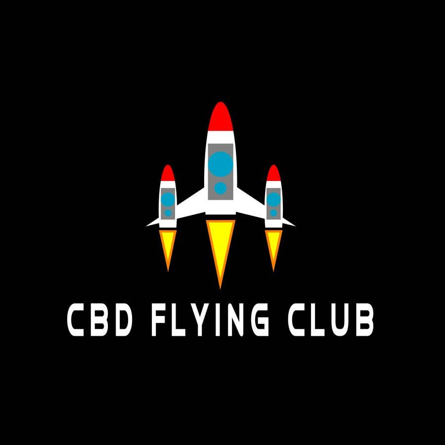 Kilpailutyö #73 kilpailussa Logo for a Flying Club