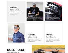 italyteam tarafından Design magazine website--repost için no 37
