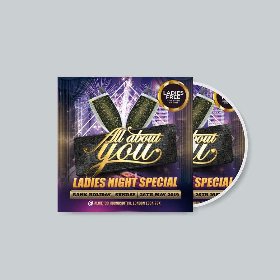 Конкурсная заявка №40 для Design CD Square Flyer Front - All About You