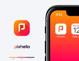 mariusunciuleanu tarafından Pixhello - Logo Design için no 808