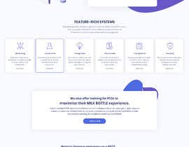 #18 для design a home page for a website от amitpokhriyalchd