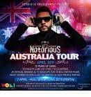 Graphic Design Конкурсная работа №30 для DJ Australia Tour Poster