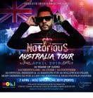 Graphic Design Конкурсная работа №41 для DJ Australia Tour Poster