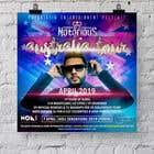 Graphic Design Конкурсная работа №42 для DJ Australia Tour Poster