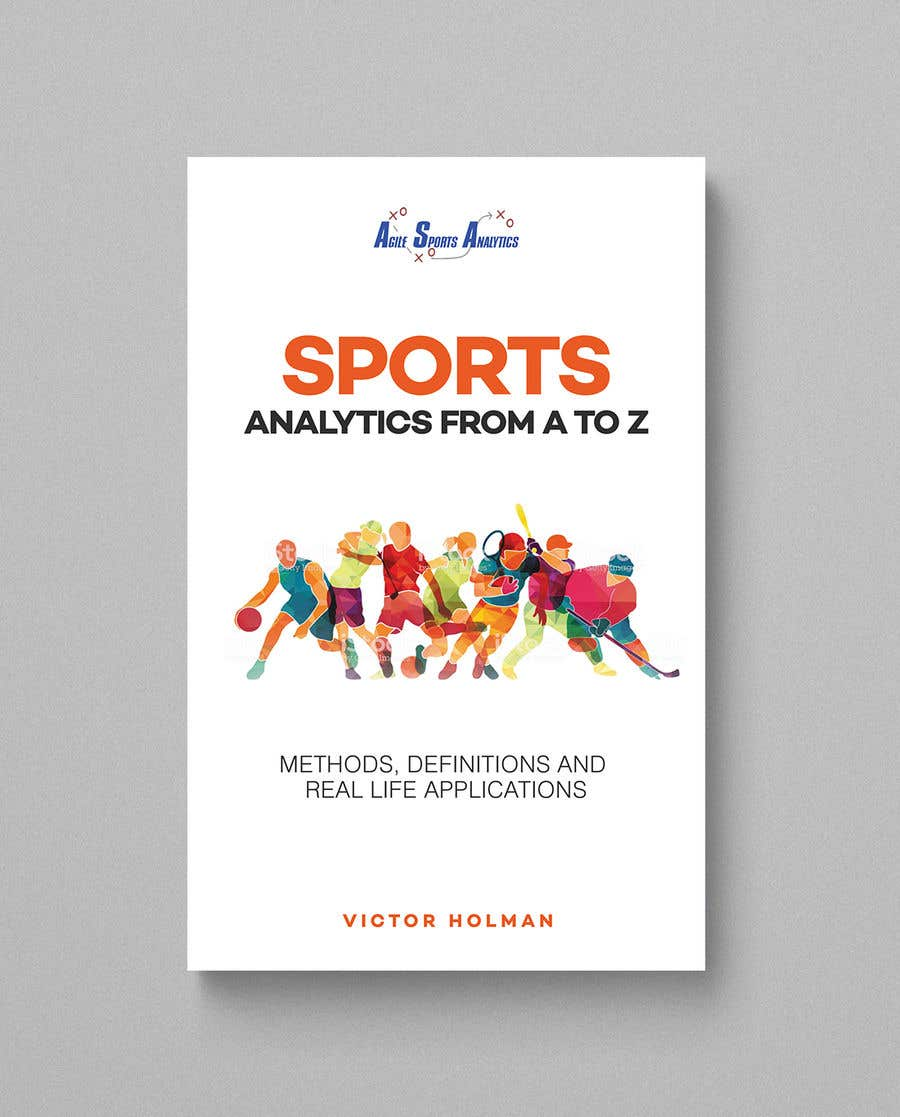 Proposition n°28 du concours Book Cover Design - Sports Themed