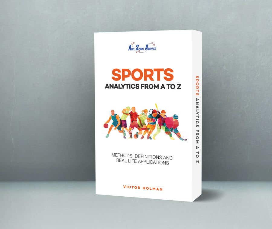 Proposition n°29 du concours Book Cover Design - Sports Themed