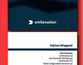 #121 untuk Design business card oleh nursalamrakib