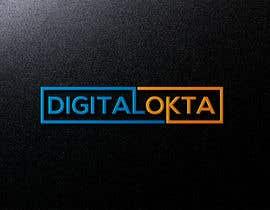 #16 untuk DigitalOkta LogoDesign oleh meherab01855
