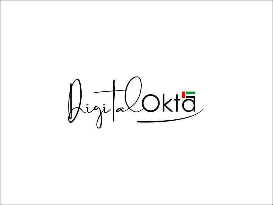 Penyertaan Peraduan #26 untuk DigitalOkta LogoDesign