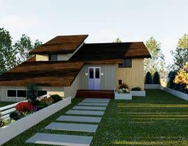 nº 23 pour 3D Frontyard Modern Design par nouralhusban
