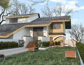 nº 16 pour 3D Frontyard Modern Design par YasharLuxuryArt