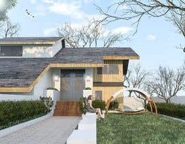 nº 25 pour 3D Frontyard Modern Design par YasharLuxuryArt