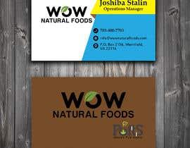 #107 para create business card por Rasel3010