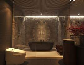 #45 for bathroom design by izharmarajo