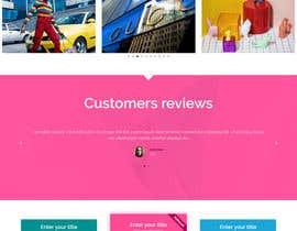 Nro 58 kilpailuun Build me a Web site käyttäjältä Mahfuz021