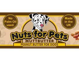 #74 for Label for Peanut Butter Jar! by reddmac