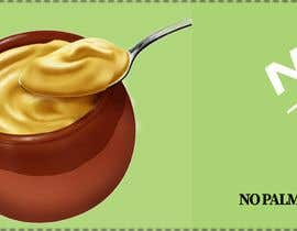 #23 for Label for Peanut Butter Jar! by AliGraphi