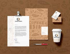 #69 untuk Build full Identity for a Coffee Shop oleh CreativeDWJ