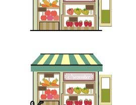 #9 for Design for an old shop selling nutrality and be named november store af conradoalves