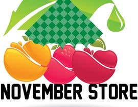 #11 for Design for an old shop selling nutrality and be named november store af albakry20014