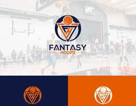#127 pentru Design fantasy hoops logo de către logodesign0121