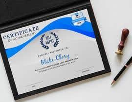 #20 untuk Award Certificate - 10/03/2019 13:38 EDT oleh shoppersbucket