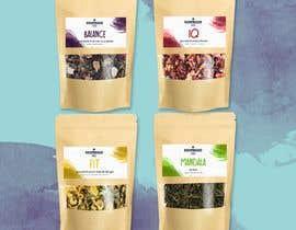 andreasaddyp tarafından Tea Doypack Package Design için no 101