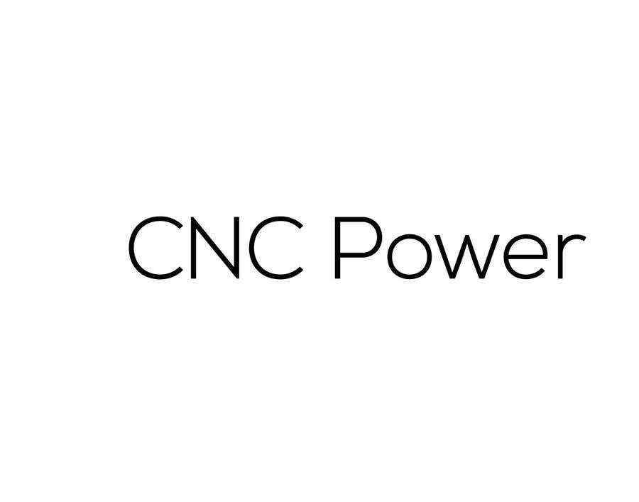 "Intrarea #73 pentru concursul ""Logo design for CNC machining company"""