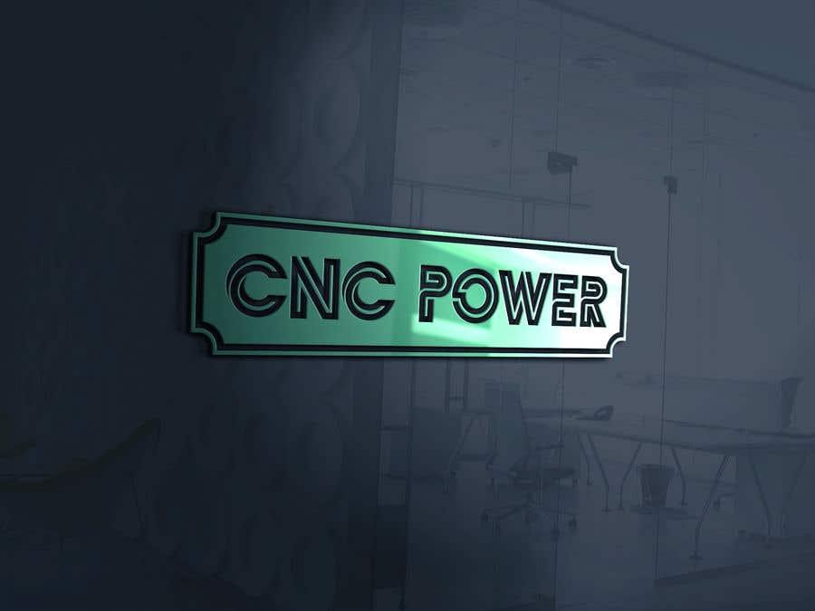 "Intrarea #65 pentru concursul ""Logo design for CNC machining company"""