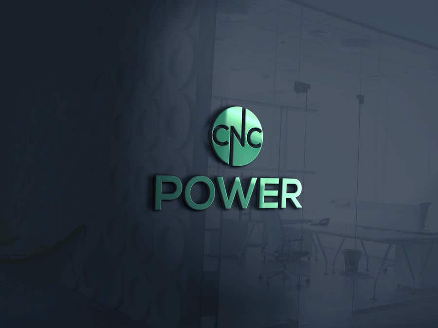 "Intrarea #4 pentru concursul ""Logo design for CNC machining company"""