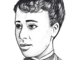 #92 for Sketching Historical Figures af NellTheArtist