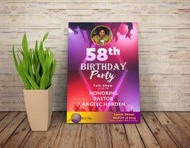 #34 for Create A Flyer for a Birthday Party af baidda