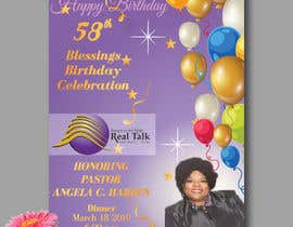 #25 for Create A Flyer for a Birthday Party af creativetyIdea