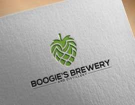 Nro 80 kilpailuun Company Logo for Brewery & Distillery käyttäjältä mdvay