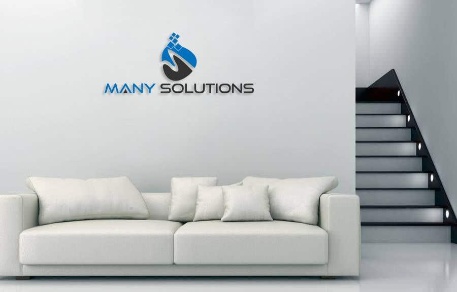 Penyertaan Peraduan #225 untuk Logo design for a IT Company