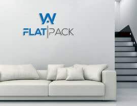 #1141 untuk Logo WA FLAT PACK oleh lalonazad1990