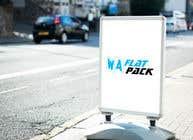Logo Design Entri Peraduan #678 for Logo WA FLAT PACK